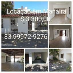 Alugo Casa em Manaíra ( comércio ou residência ) $ 3.300