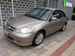 Honda civic automático (repasse)