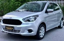 Ford ka 2017 se 1.0 3 cilindros, completíssimo!!!