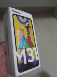 Samsung M31 128gb azul ou rosa R$ 1700 lacrados