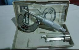 Micrômetro NSK 0,01 - 0,25mm