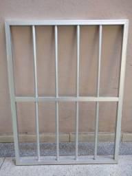 Grade de alumínio p janela
