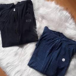 Jaquetas em Dryfit....masculino