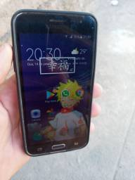 Samsung J3, display ok, tem que trocar touch
