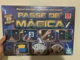 Jogo passe de mágica - Lacrado