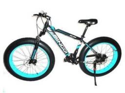 Fat Bike Mingoi - Nova