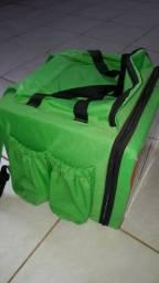 Bolsa BAG, 5 meses de uso