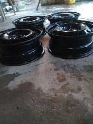Rodas de ferro Aro 14