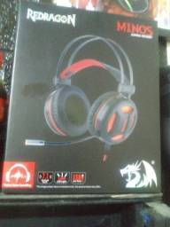 Headset REDRAGON MINOS