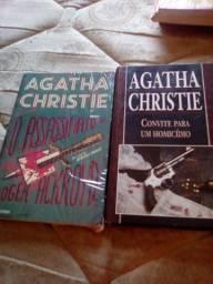 Agatha Christie livros