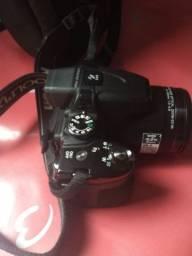 Câmera nikon p520 semi nova