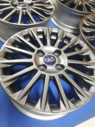 Rodas Aro 16 Ford New Fiesta titanium