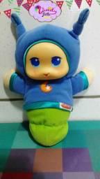 Lote lindo de brinquedos para o seu bebe