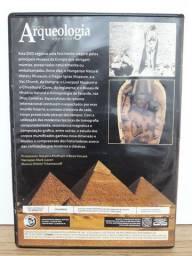 DVD Viagem ao Mundo das Múmias apenas