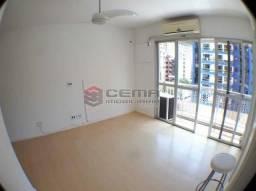Apartamento para alugar com 2 dormitórios em Botafogo, Rio de janeiro cod:LAAP24689
