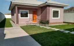 Linda casa em Inoã, 3 qtos (1 suite), área gourmet, quintal, garagem