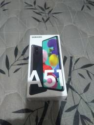 Samsung Galaxy A51. Novo, na caixa