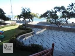 AL - Edf. Castelinho / Apto. Av. Boa Viagem / 223 m² / Beira mar / 4 Suítes / Área Laz...