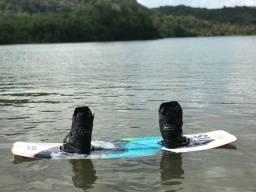 Vendo kit completo wakeboard