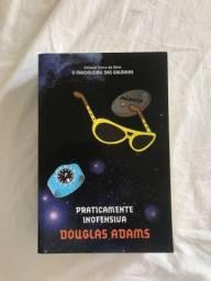 Livros guia do mochileiro das galáxias completo