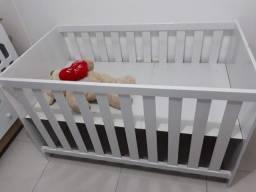 Berço/mini cama com colchão