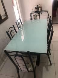 Vendo mesa de 6 lugares