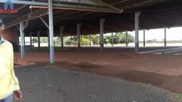 Galpão/Pavilhão Salão Comercial para Aluguel