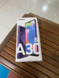 Vendo Samsung A30s 64gb lacrado