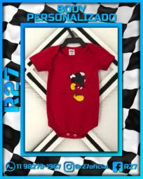 Body kids Personalizado R27
