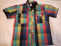 Camisa Tigor baby original