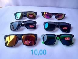 Óculos de sol criança 10,00 comprar usado  Paracuru