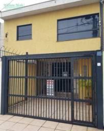 Sobrado comercial para alugar, 234 m² por R$ 4.000/mês - Vila Rachid - Guarulhos/SP