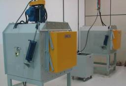 Forno elétrico tratamento termico