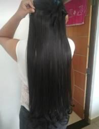 Aplique de cabelo orgânico no tic tac comprar usado  São José De Ribamar