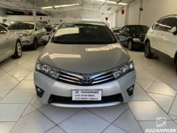 Toyota Corolla Xei 2.0 2016 Único Dono