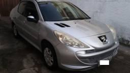 Peugeot sedan passion 207 mec/1.4/8v/gnv doc meu nome/2020