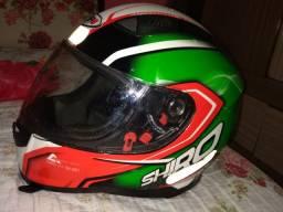 Vendo capacete tamanho 58