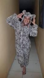Pijama quentinho e fofinho ?