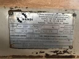 Maromba para fabricação de tijolos