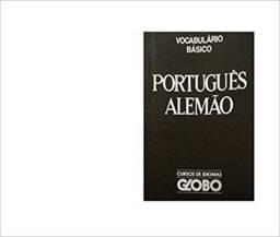 Minidicionário Vocabulário Básico Alemão / Português