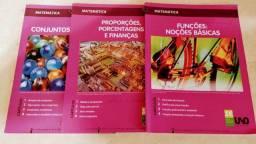Livros de pré-vestibular (vários) para doação Enem Ufrgs