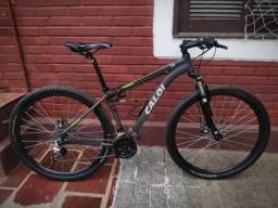 Bicicleta Caloi 29 MTB 21 marchas