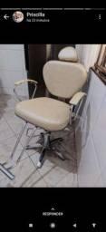Cadeira Reclinável e Espelho,Desconto pra quem chamar hoje