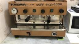 Maquina Cafe Expresso Faema mais Moinho
