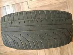 Vendo 1 pneu remod   roda  bastante ainda
