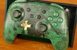 Controle Nintendo Switch PC Power A Enhanced sem fio