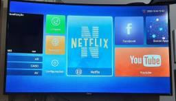 Vendo ou Troco TV 55P SMART 4K 3D