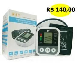 Medidor Pressão Arterial Digital Esfigmomanômetro