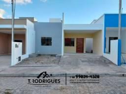 Promoção Casa nova em condomínio (Arapiraca)