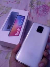 Xiaomi redmi note 9s branco 128gb 6gb ram